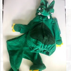 Green Dragon costume 🐉